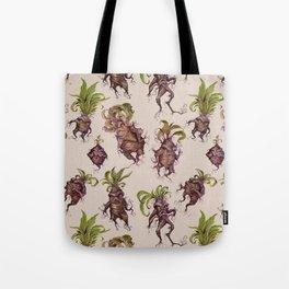 Mandrake Melodrama Tote Bag