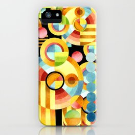 Art Deco Maximalist iPhone Case
