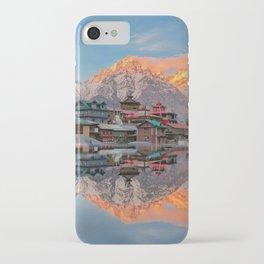 My Himachal 3 iPhone Case