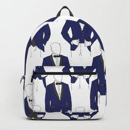 Men in Suits Backpack