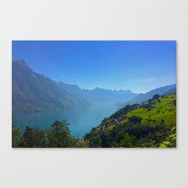 Wallensee Canvas Print