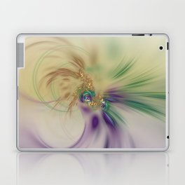 Fall Festive Fractal Laptop & iPad Skin