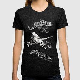 Jurassic Bloom. T-shirt