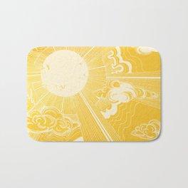 Solar Flare Badematte