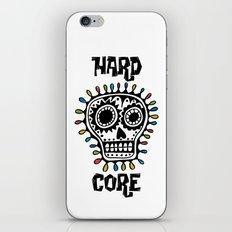 Sugar Skull - sharpie iPhone & iPod Skin