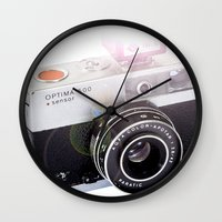 the flash Wall Clocks featuring Flash by Premium