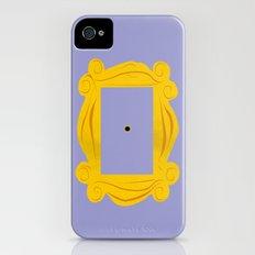 Friends Door Frame iPhone (4, 4s) Slim Case