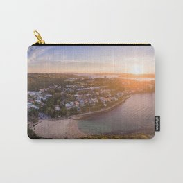 Shelly Beach in Manly Carry-All Pouch