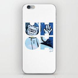 UHOH iPhone Skin