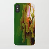 flora iPhone & iPod Cases featuring Flora by Jake Stanton