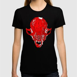 Fox Skull T-shirt
