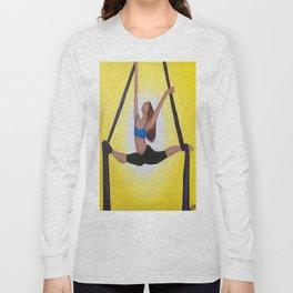 Aerial Dancer Long Sleeve T-shirt
