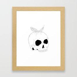 A Burden Framed Art Print