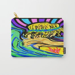 Angel surfer Carry-All Pouch