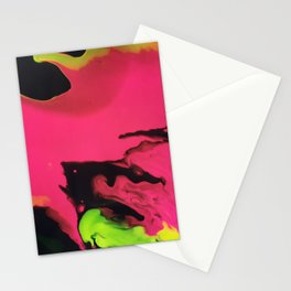 Cosmic Cascade Stationery Cards