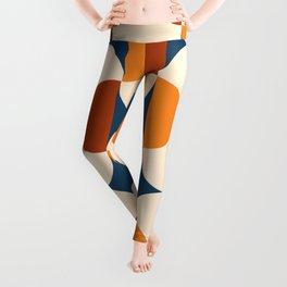 60s Beans Pattern Leggings