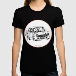 Crazy Car Art 0223 T-shirt