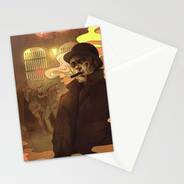 Vomit and Lullabies Stationery Cards