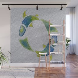 Pesci Wall Mural