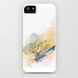 Flor Amor iPhone Case