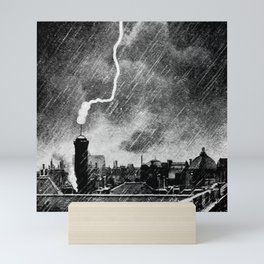 Lightning Mini Art Print