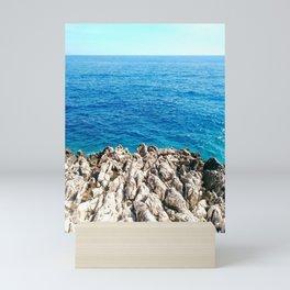 Of Land and Sea Mini Art Print