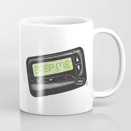 Date First, Fight Later Coffee Mug