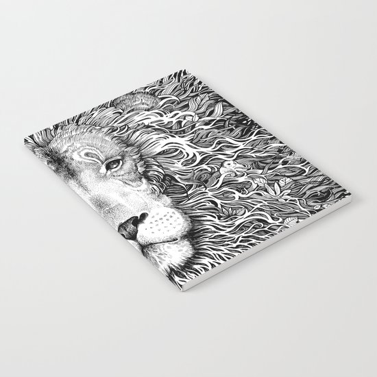 king of the jungle Notebook