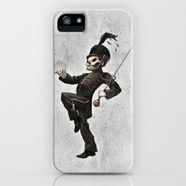 My Chemical Romance - The Black Parade iPhone Case