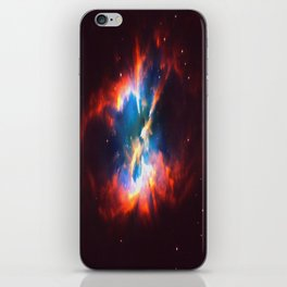 Space Confusion iPhone Skin