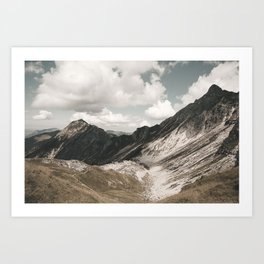 Cathedrals - Landscape Photography Art Print
