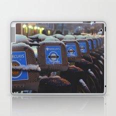 London Snow Laptop & iPad Skin