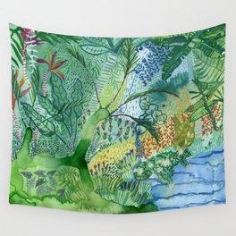 Serene Boheme Wall Tapestry