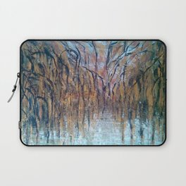 Weeping Willows Laptop Sleeve