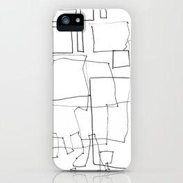 Line01 iPhone Case