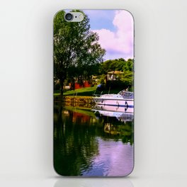River Perspective. iPhone Skin
