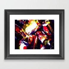 Diet Coke 008 Framed Art Print