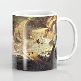 Dusty vs Tongada Coffee Mug