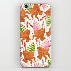 Taiyaki Mermaids iPhone Skin