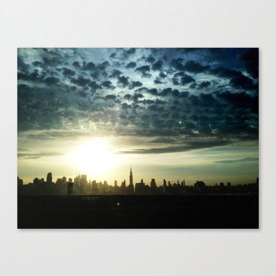 New York, NY Canvas Print