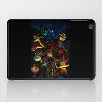 dragons iPad Cases featuring DRAGONS!! by Yahualli