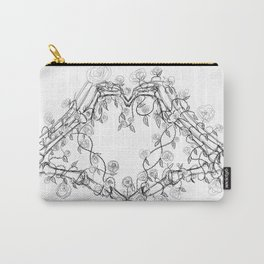 Our Love is Forever Carry-All Pouch