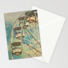 Ferris wheel 1 Stationery Cards