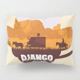 Django Unchained Pillow Sham