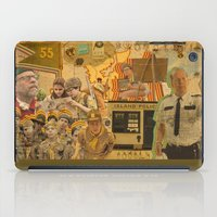 wes anderson iPad Cases featuring Moonrise Kingdom - Wes Anderson by Smart Store