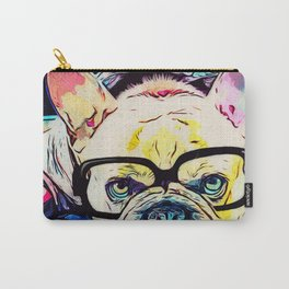 Frenchie poindexter Carry-All Pouch