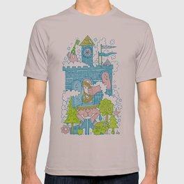 INNER PEACE UNLOCKED T-shirt