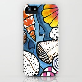 Lots of Lovely Shells  iPhone Case