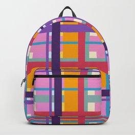 Geometric Shape 08 Backpack