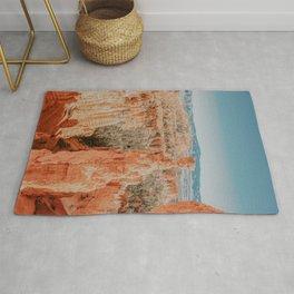 bryce canyon xii / utah desert Rug